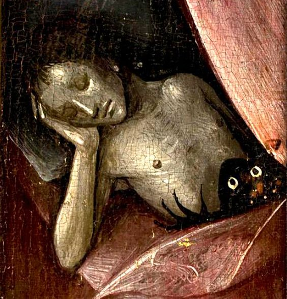 Hieronymus Bosch Monsters And Beds On Pinterest