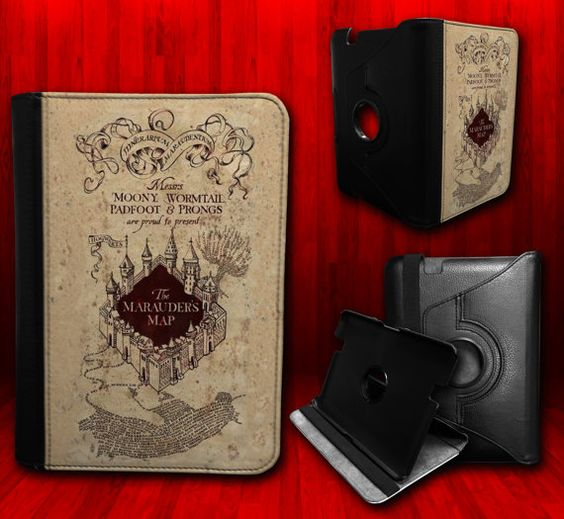 Harry Potter Book Cover Hd ~ Harry potter the marauders map edition kindle