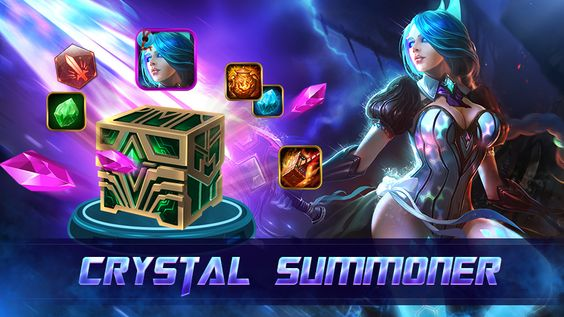 For a Limited Time, complete Super Summons to earn additional Rewards! #mobilemoba