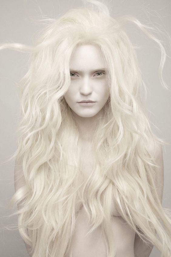 Frisur für die Hexe