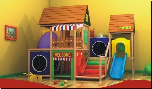 Awesome Indoor Playground Design Ideas Contemporary - Home Design ...