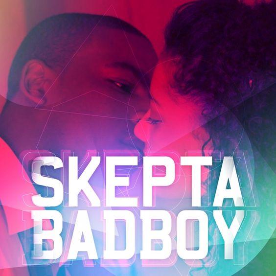 Skepta – Bad Boy (single cover art)
