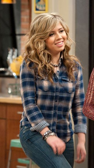 Jennette McCurdy as Sam Puckett in iCarly.