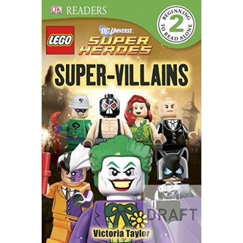 Super heroes - Super villains (Readers 2)