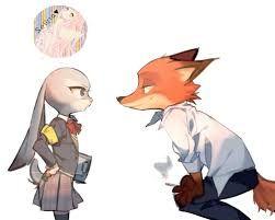 Resultado de imagen para zootopia anime