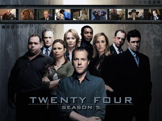 24 Season 5 - 24 Wallpaper (15024827