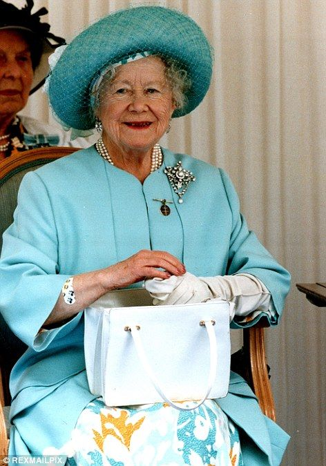 The Queen Mum and her handbag. Read this delightful firsthand piece written by a woman who had the privilege of learning the necessary contents of the purses carried by the Queen Mother and Margaret Thatcher.