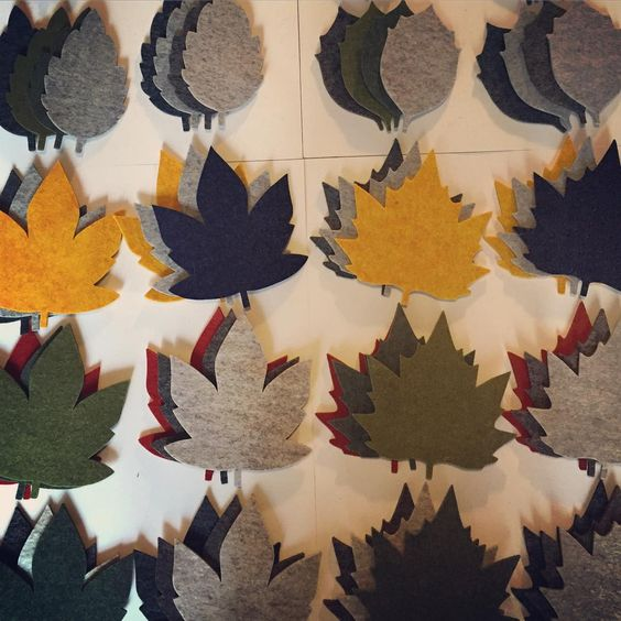 « #pickandmix #leaves #autumn #feuilles #automne #madeinfrance #frenchtouch »