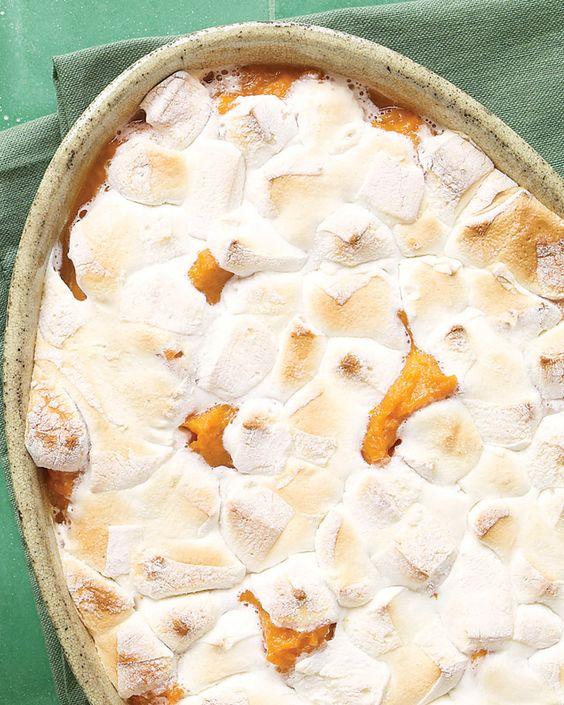 Martha Stewart Sweet Potato Casserole