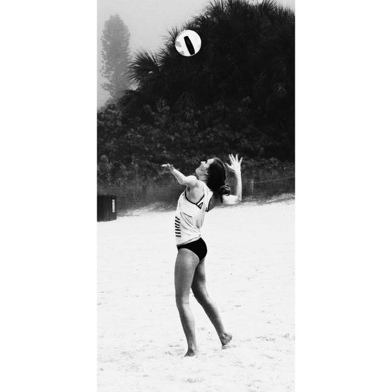 Beach volleyball is life