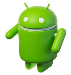 Android Maskottchen für den Schreibtisch