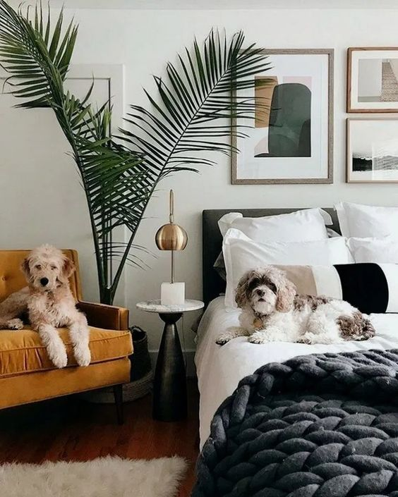 27+ Minimalist Master Bedroom Design Trends #masterbedroomdecor #bedroomdesign #bedroomideas ~ Beautiful House