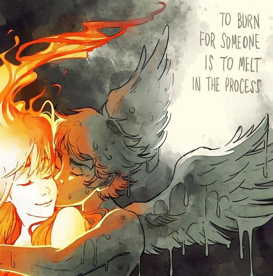 Icarus and the Sun by Gabriel Picolo - Imgur