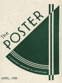 The Poster: A Quarterly Magazine for Advertisers