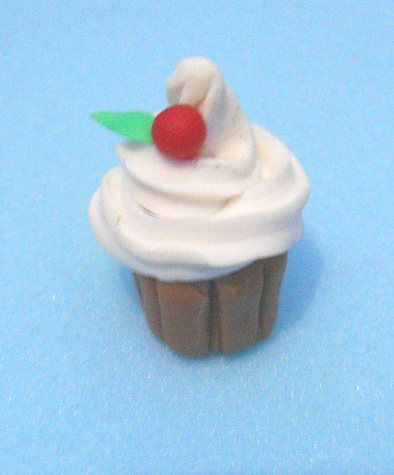 Cupcakes en porcelana fria