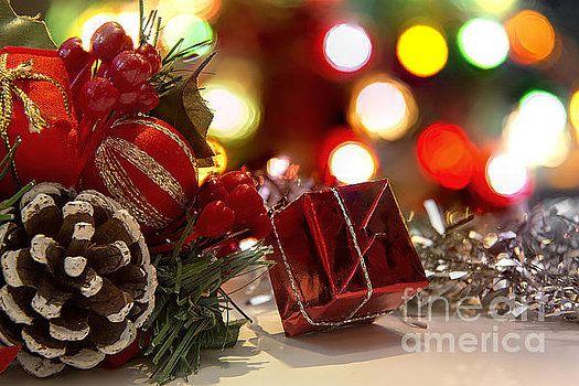 Christmas by Sebastien Coell