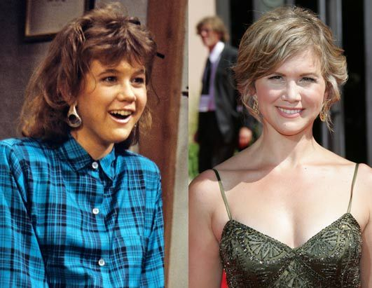 Growing Pains Tracey Gold played the straight laced honors ...