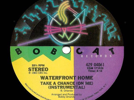 "Waterfront Home - Take A Chance On Me (12"" Mix) (HD) 1983"