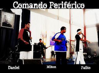 Comando Periférico - Joga a Mão Pra Cima Part. Nego Bila (PR15) - BAIXE RAP NACIONAL