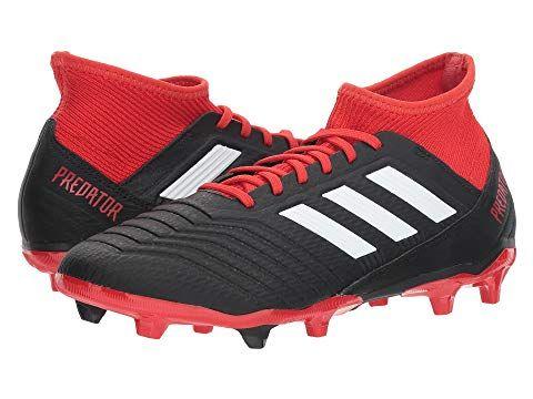 Adidas Originals Black White Red Modesens Soccer Shoe Adidas Men Adidas Kids