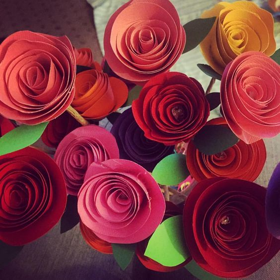 May is Cystic Fibrosis Awareness Month! :) (Want to help? Start a CF pinterest board! Pin something CF related every day this month! Join me in the fight! -A.L.) #65Roses #cysticfibrosis #cysticfibrosisawareness #paperroses