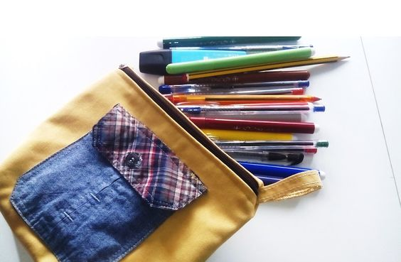 Estuche / Neceser. DIY. | Manualidades