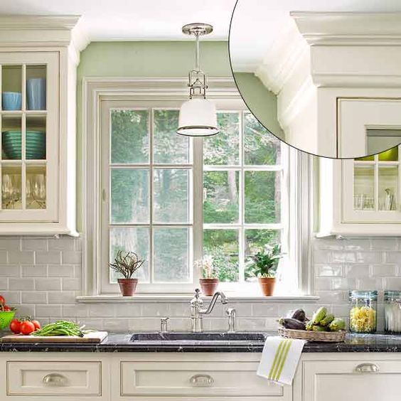Kitchen Cabinet Molding Ideas: Pinterest • The World's Catalog Of Ideas