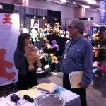 Doris and Rob at ISS Atlantic City 2014