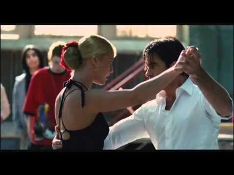 Linda cena de tango! A paixão, a fúria, a reconciliação. [HD] Antonio Banderas - Take the Lead - Tango Scene