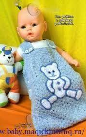 Imagini pentru вязание для новорожденных конверт