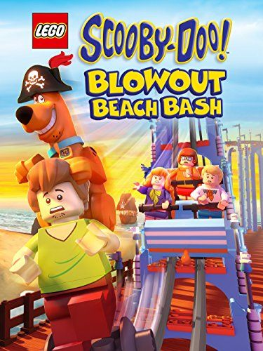 Lego Scooby-Doo! Blowout Beach Bash (2017) HDRip