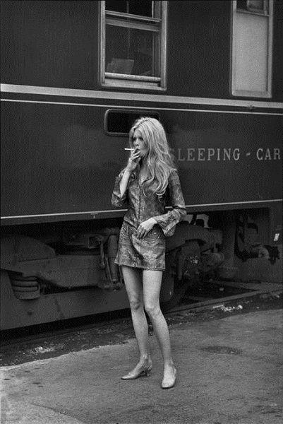 Brigitte Bardot by Raymond Depardon                              …