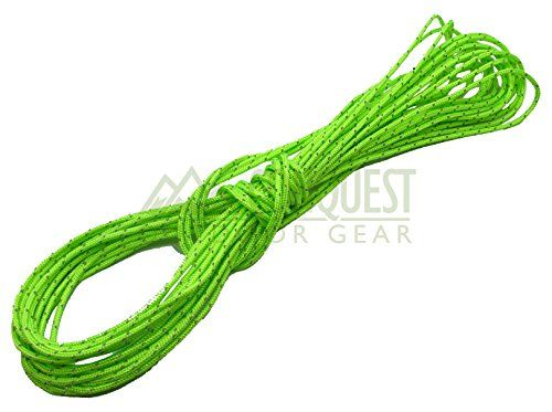 Ultra Light 2mm Dyneema Reflective Tent Guy Guide Rope 200kg Breaking Strain Lengths In Meters Suitable For Sailing Din Kite Surfing Tent Fishing Tent