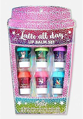 Latte All Day Lip Balm Set Labello Geburtstagswunsche Make Up