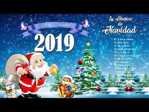 Las 25 Mejores Villancicos Navidenos En Espanol Feliz Navidad 2019 Youtube Villancicos Navidenos Feliz Navidad Villancico