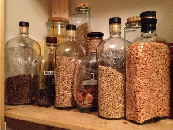 1000 ideas about old liquor bottles on pinterest liquor bottles patron bottles and empty - Uses for empty liquor bottles ...