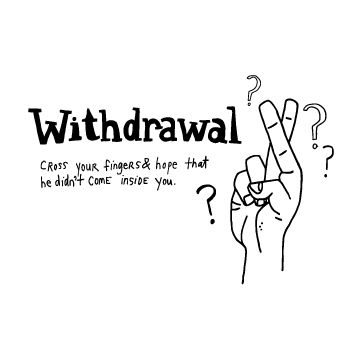 how effective is the withdrawal method
