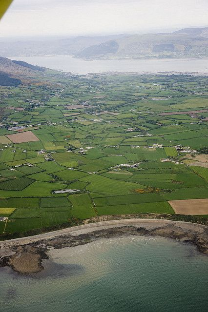Carlingford and the Cooley Peninsula, Ireland.