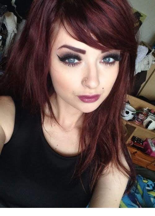 Pin By Xjordanxa On Hair In 2020 Dark Red Hair Color Hair Color Auburn Red Hair Color