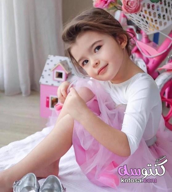 صورة طفلة بنوتة جميلة صور الطفله السورية الجميله مايا صور طفلة صغيرة تنافس الفاشينستا على الانستغرام Kntosa Com 03 Flower Girl Dresses Flower Girl Beauty Girl