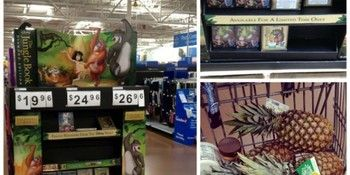 The Jungle Book DVD at Walmart