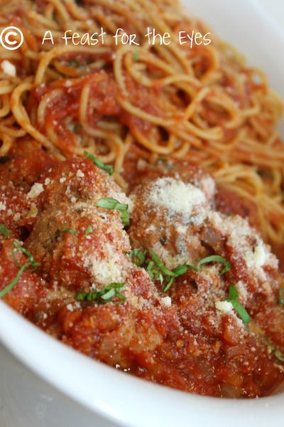 America S Test Kitchen Meatballs And Marinara