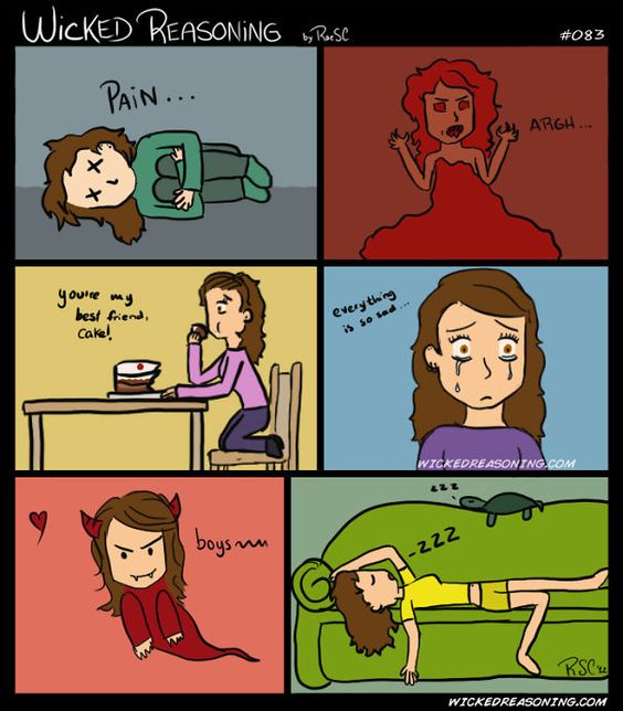 10 Comics About Periods That Only Women Would Understand