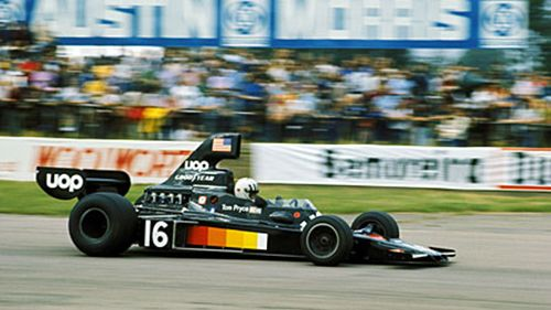 1975 Tom Pryce, UOP Shadow DN5 - Ford Cosworth