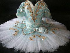 Snow Flake www.theworlddances.com/ #costumes #tutu #dance