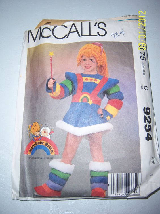 Vintage 1980s McCalls Sewing Pattern 9254 by SerendipityinMay, $23.25