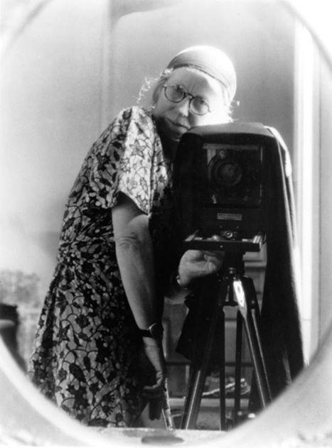 Shooting Film: Interesting Self-Portraits of Imogen Cunningham | L'actualité de l'argentique | Scoop.it