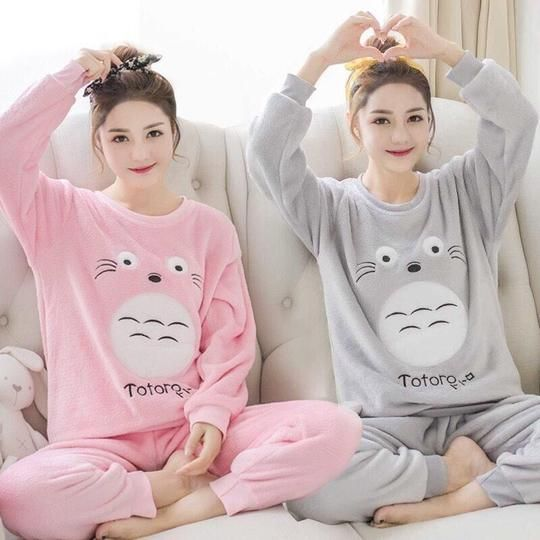 Ladies Fleece Pyjama Sets Thick Warm /& Colourful,Sizes Large to XXXL NEW /& TAGS