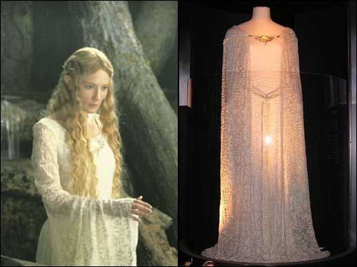 Lord Of The Rings Galadriel Dress Galadriel's costume ...