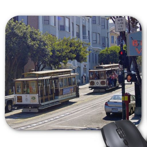 SanFrancisco001 Mouse Pad